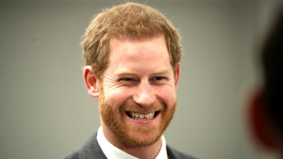 Prince Harry Launches Veteran Event a Month Before Meghan ...