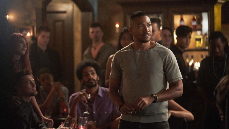 The Originals Charles Michael Davis Marcel