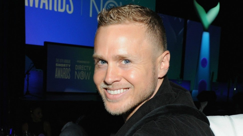 Spencer Pratt attends the 10th Annual Shorty Awards at PlayStation Theater on April 15, 2018 in New York City.