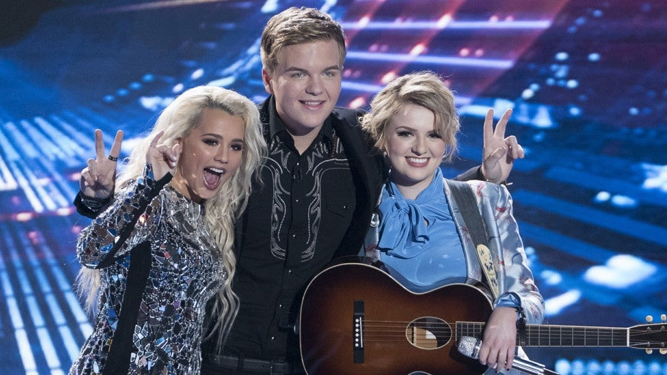 'American Idol' Contestants Caleb Lee Hutchinson & Maddie Poppe Are Dating