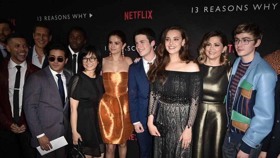 13 Reasons Why Premiere