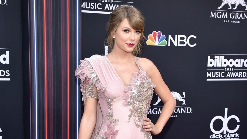 Taylor Swift 2018 Billboard Music Awards