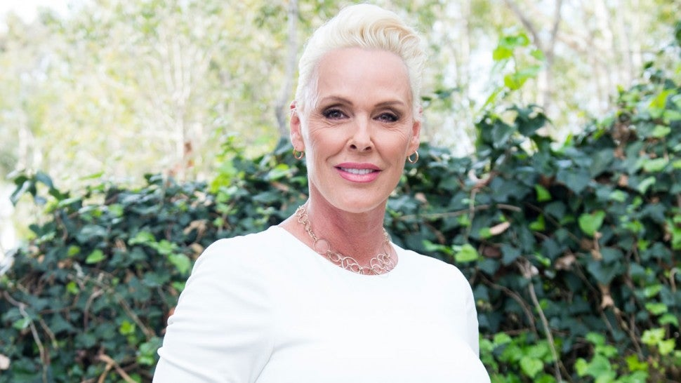 Brigitte Nielsen is pregnant at the age of 54