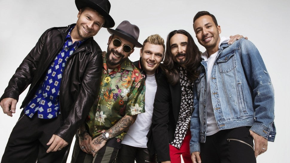 Backstreet Boys Talk Heartbreak & First New Music in 5 Years