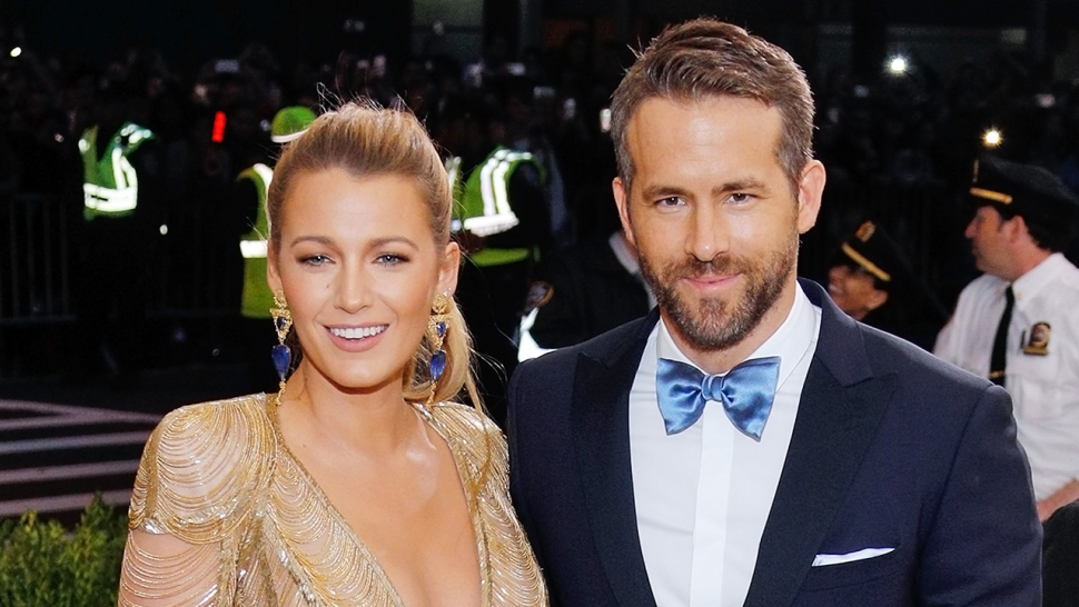 Ryan Reynolds: Blake Lively Drove to Hospital When She Was in Labor