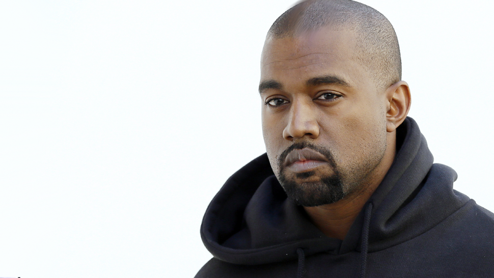 Kanye West 'in tears' over album dominating charts