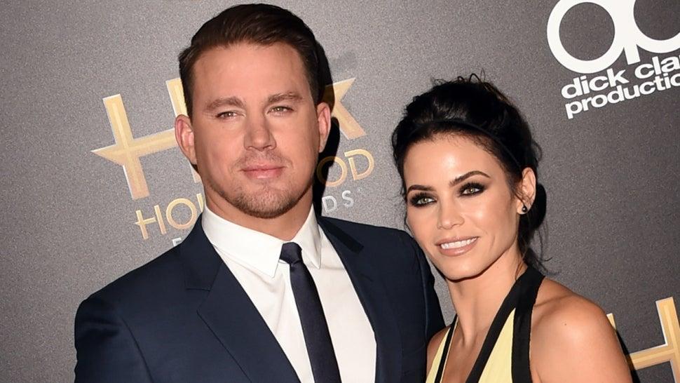 Channing Tatum's Wife Jenna Dewan Files For Divorce