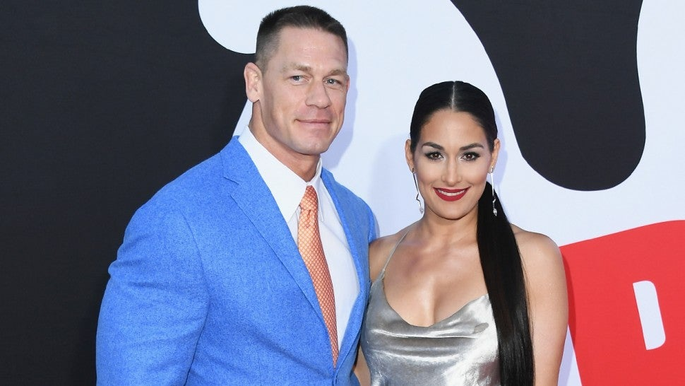 Nikki Bella Admits Seeing John Cena With Another Woman Is 'Going to Kill' Her