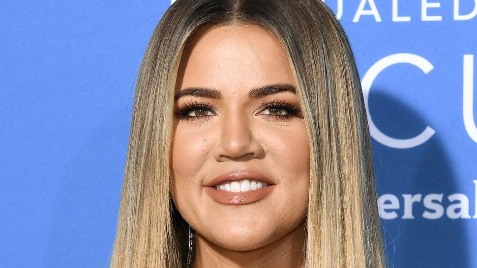 Khloe Kardashians Stylish Blunt Bob Is Perfect For The Summer