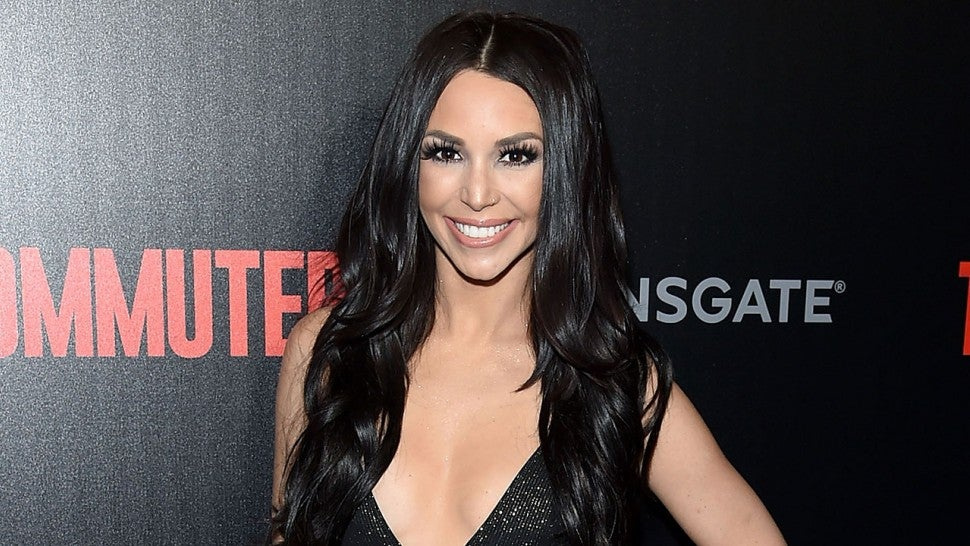 Scheana Shay at The Commuter premiere