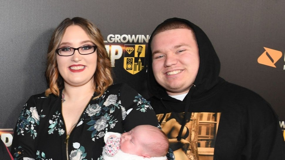 Mama June's Daughter Lauryn 'Pumpkin' Shannon Expecting Baby No. 2.jpg