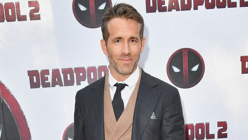 Ryan Reynolds at Deadpool 2 screening