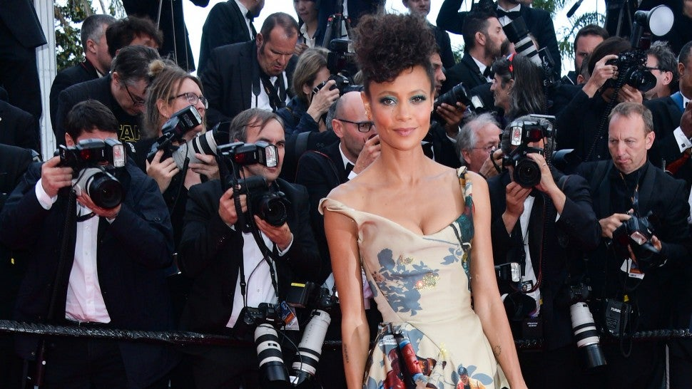 Thandie Newton Cannes 2018
