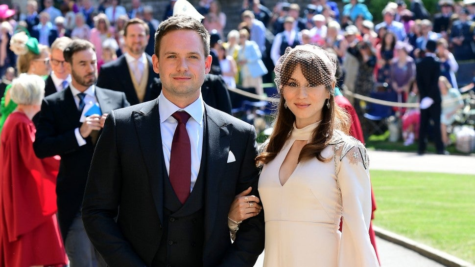 Troian Bellisario & Husband Patrick J. Adams Expecting First Child!