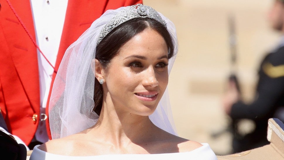 The Wedding Dress Trend That Has Meghan Markle Written All Over It