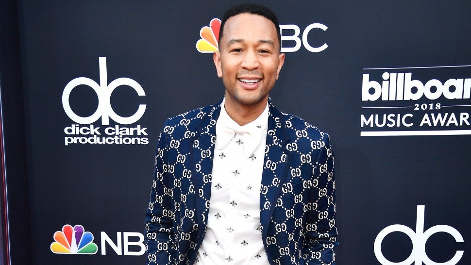 John Legend at billboard awards