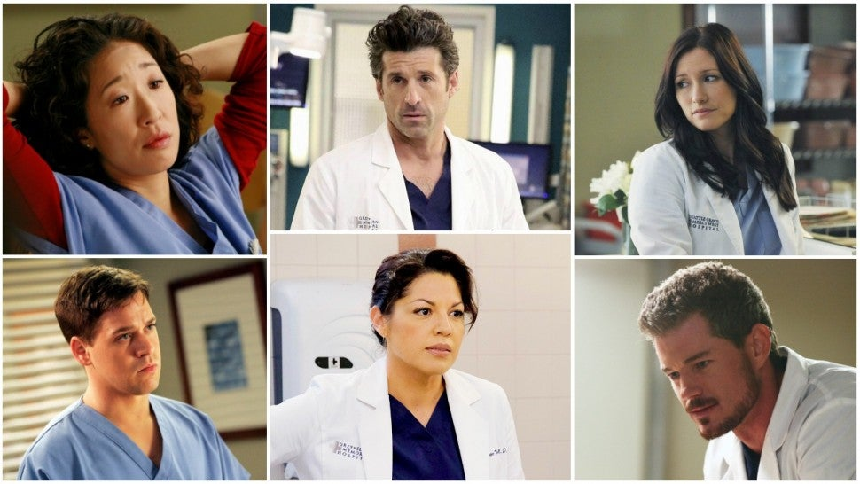 The Biggest Greys Anatomy Cast Exits Entertainment Tonight