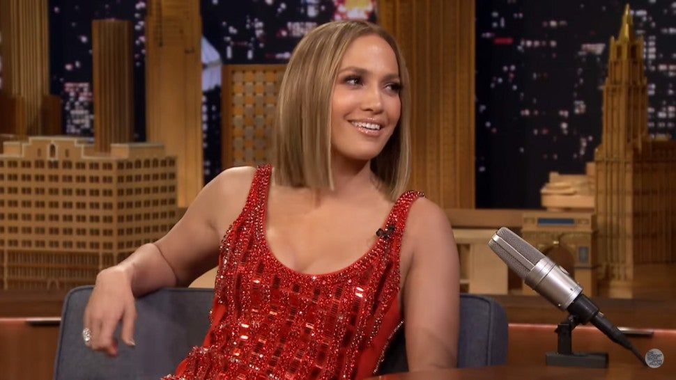 Alex Rodriguez Responds to Jennifer Lopez's 'El Anillo' on 'Tonight Show'