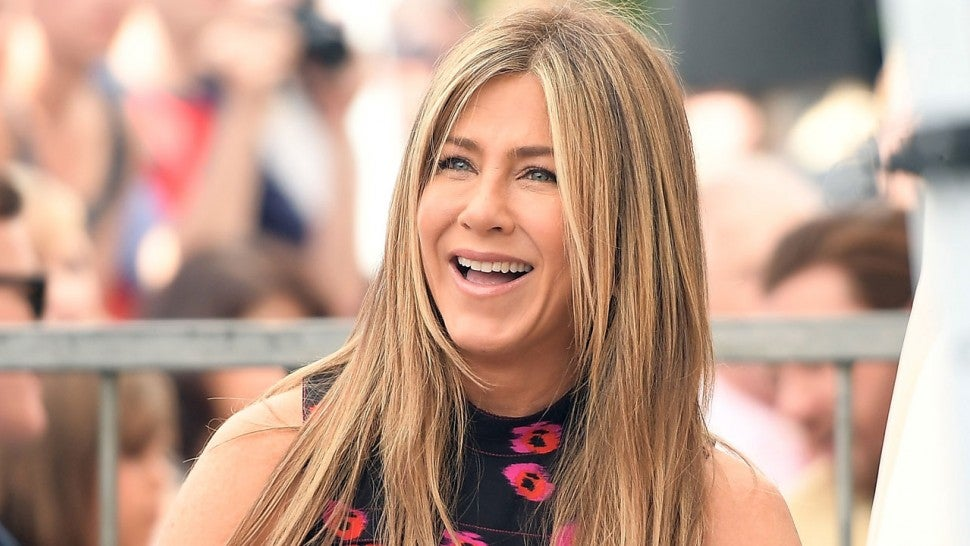 4699ed376186 Inside Jennifer Aniston's Star-Studded 50th Birthday -- See the Photo Booth  Snaps!