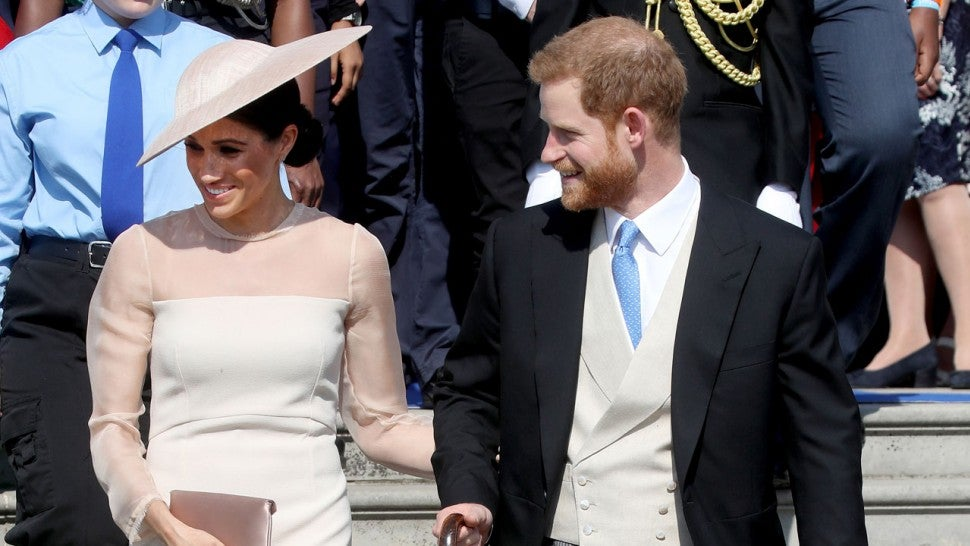 Royal Wedding Roundup  Meghan Markle and Prince Harry Are Charming ... 1213ff06d20a