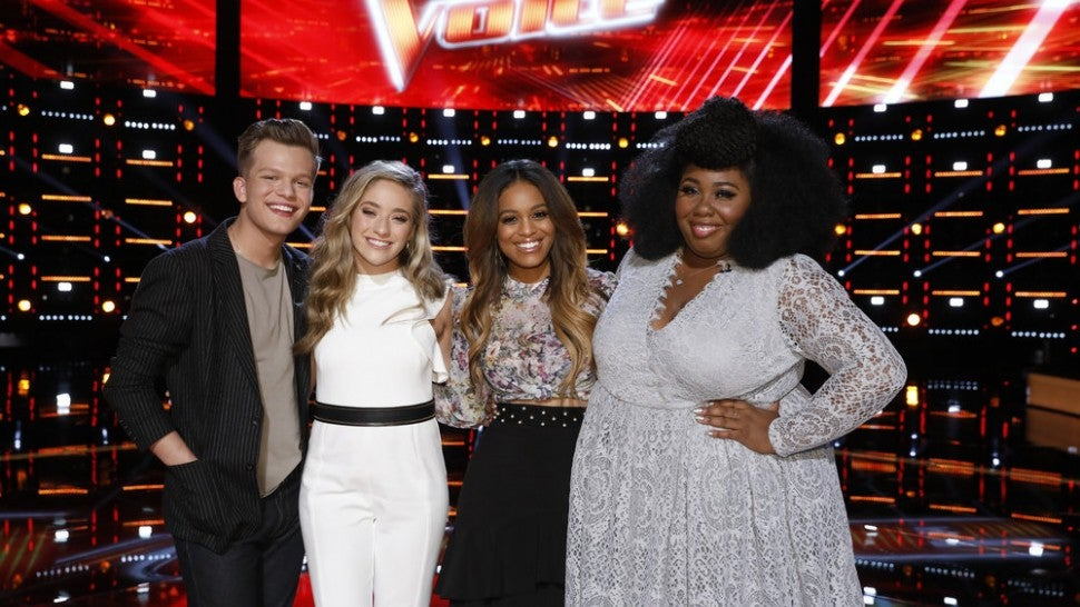 The Voice season 14 finalists