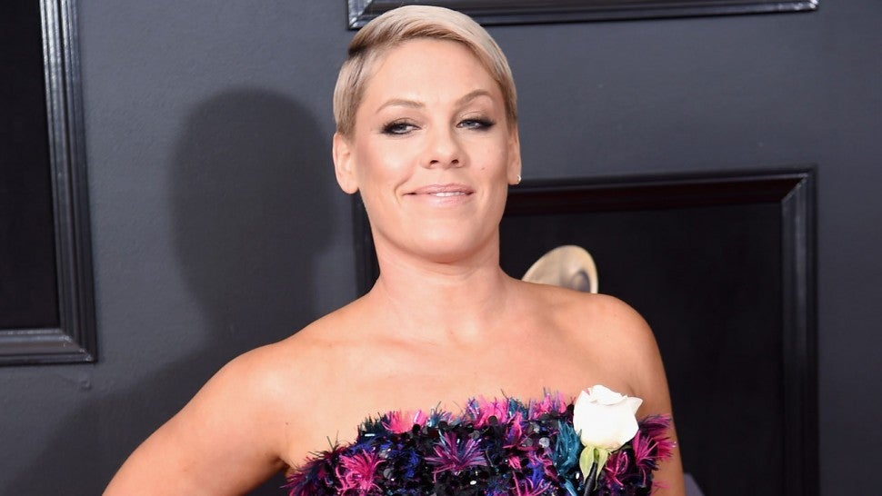 pink cancels sydney show due to illness entertainment tonight