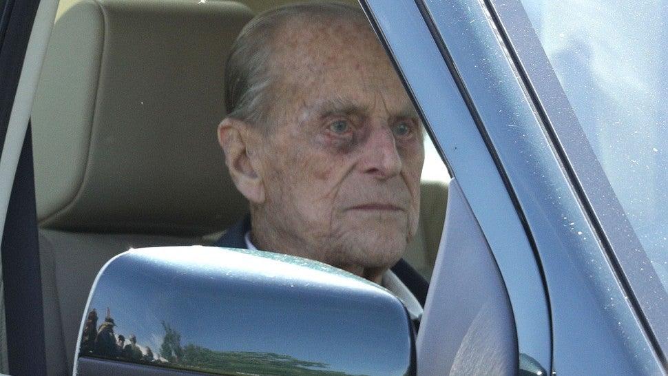 Prince Philip Involved in Car Crash Near Sandringham