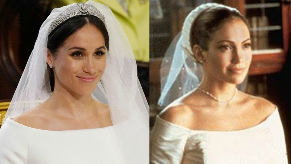 Meghan Markle From The Royal Wedding And Jennifer Lopez Planner