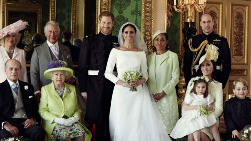 Royal Wedding Official Pic