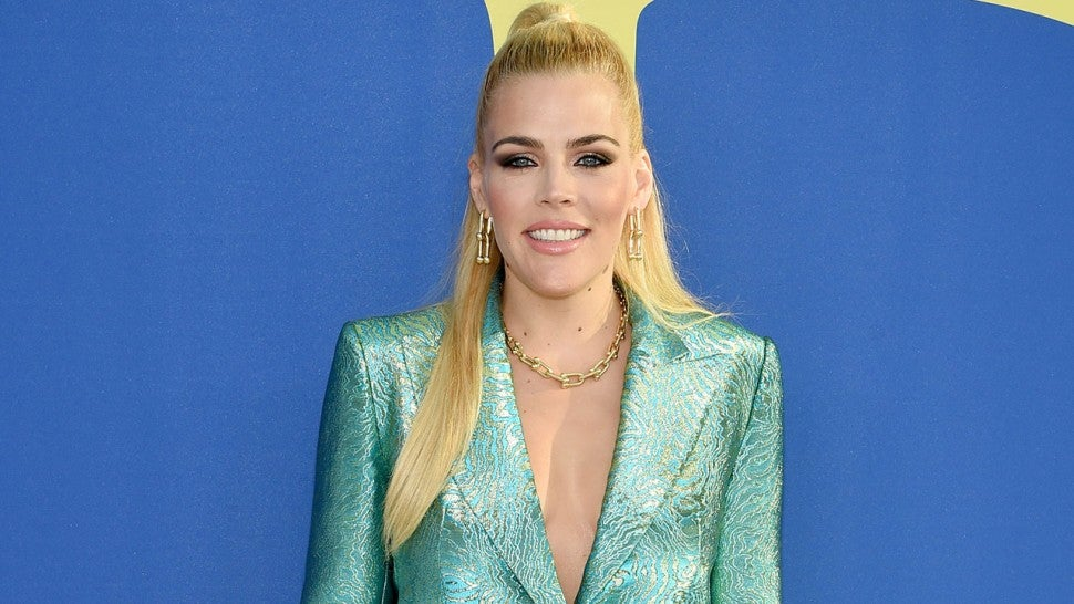 Busy Philipps at 2018 CFDA Fashion Awards