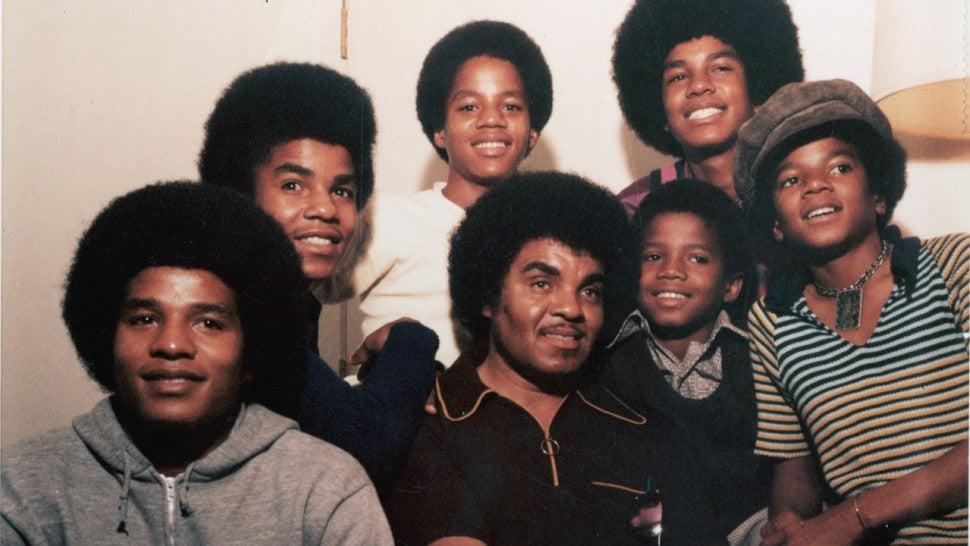 232dbb2d45996 The Jackson Family Tree
