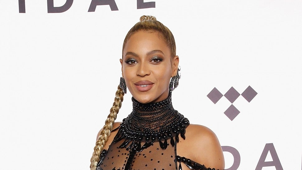 Watch Beyonce Jay Z And Bono Rock Out To Brown Eyed Girl In
