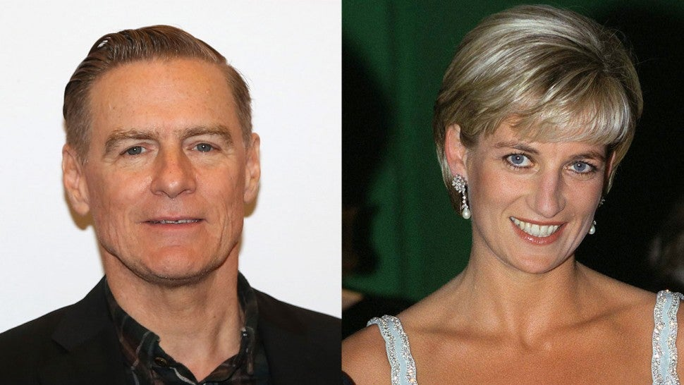 Bryan Adams speaks on rumoured romantic relationship with Princess Diana