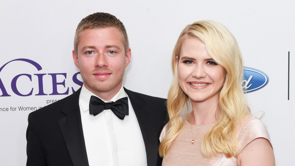 Elizabeth Smart and Matthew Gilmour