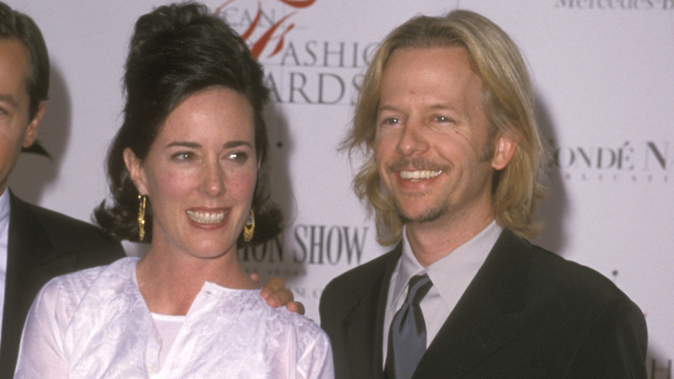 David Spade donates United States dollars 100,000 to charity after Kate Spade's death