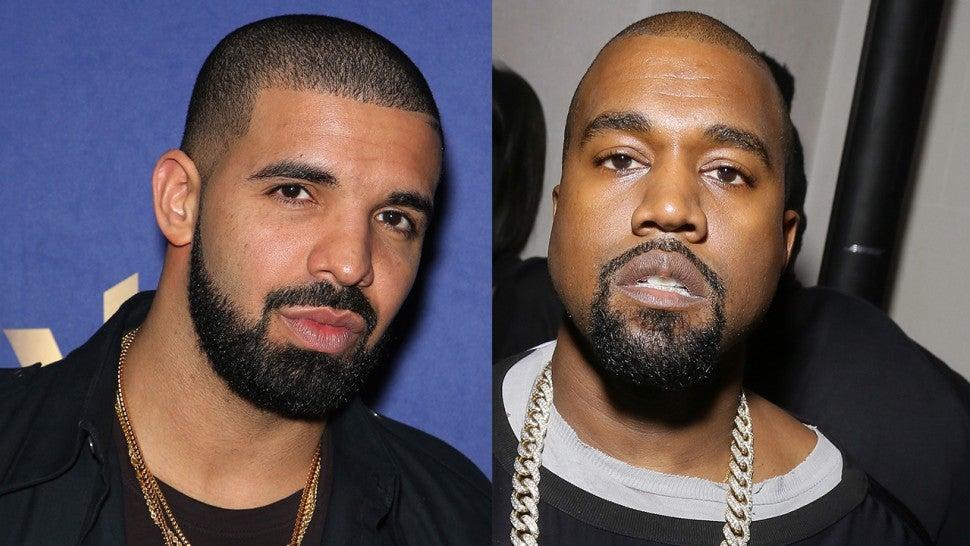 0c5d145581a Drake Subtly Shades Kanye West After Rapper Calls Him  Insensitive ...