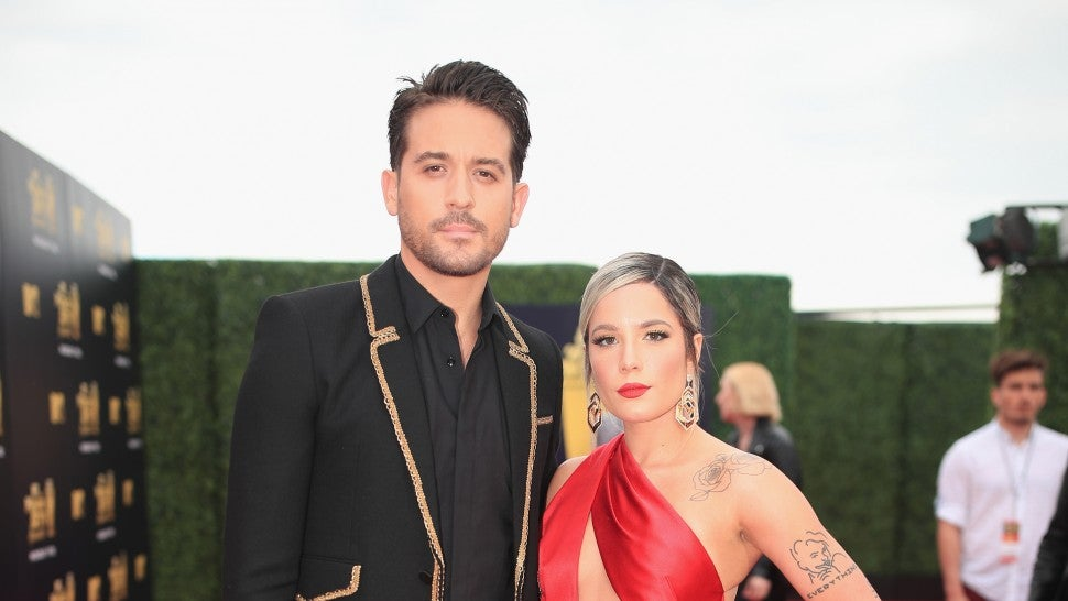 Halsey Clarifies Her Comments On Ex G-Eazy's Instagram After