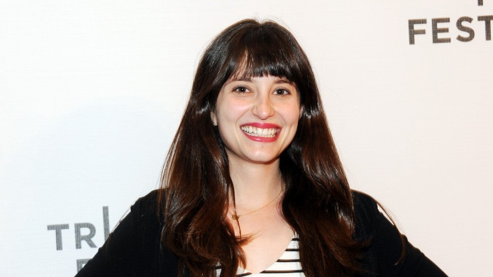 Allison Raskin at tribeca film festival