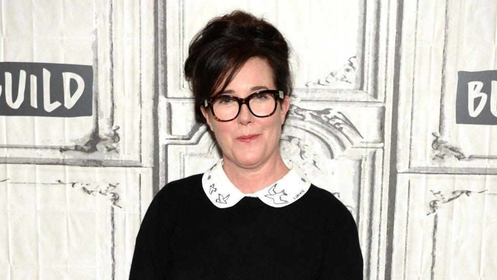 The question that hovers over Kate Spade's bright life