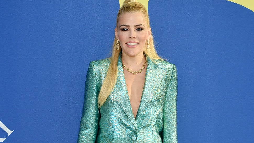 Busy Philipps at the 2018 CFDA Fashion Awards