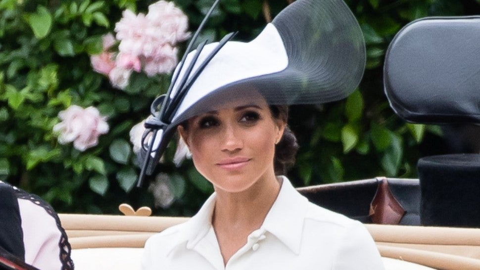 Meghan Markle at Royal Ascot
