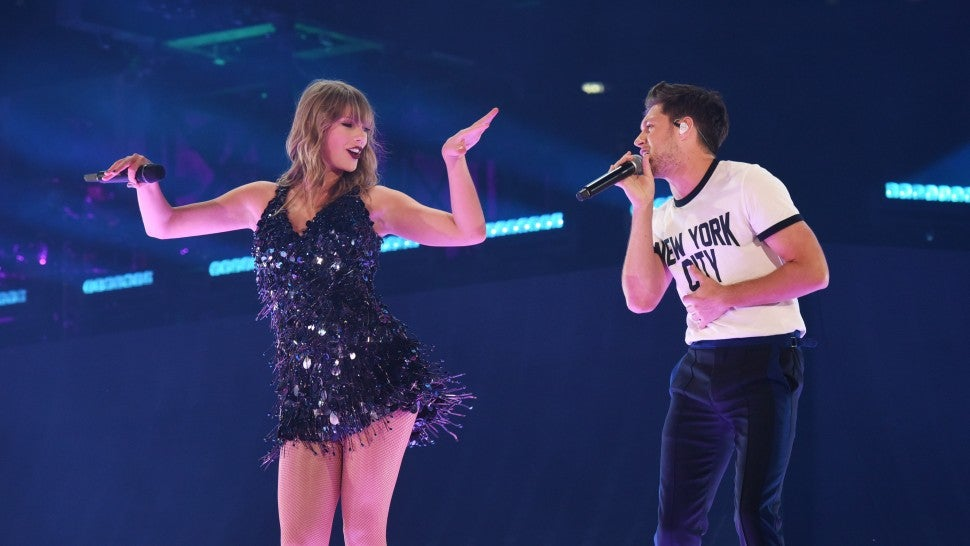 Taylor Swift Treats Fans To Niall Horan Surprise At Reputation