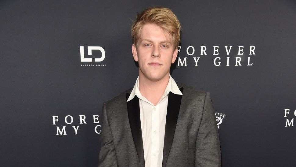 Singer and actor Jackson Odell has died aged 20