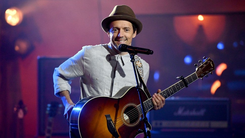 Jason Mraz Shares Footage From His Wedding In Might As Well Dance