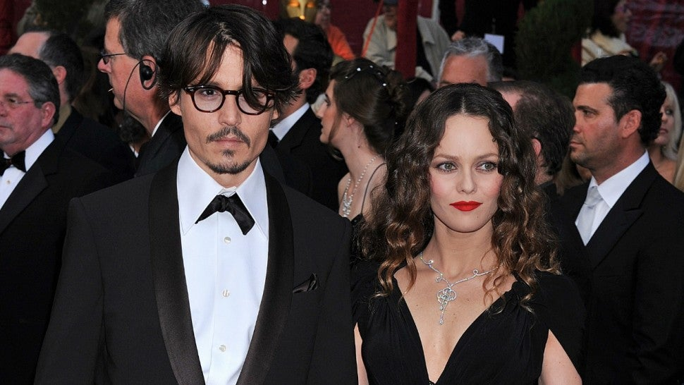 Johnny Depp & Vanessa Paradis' Son Jack Has 'Serious Health Problems'