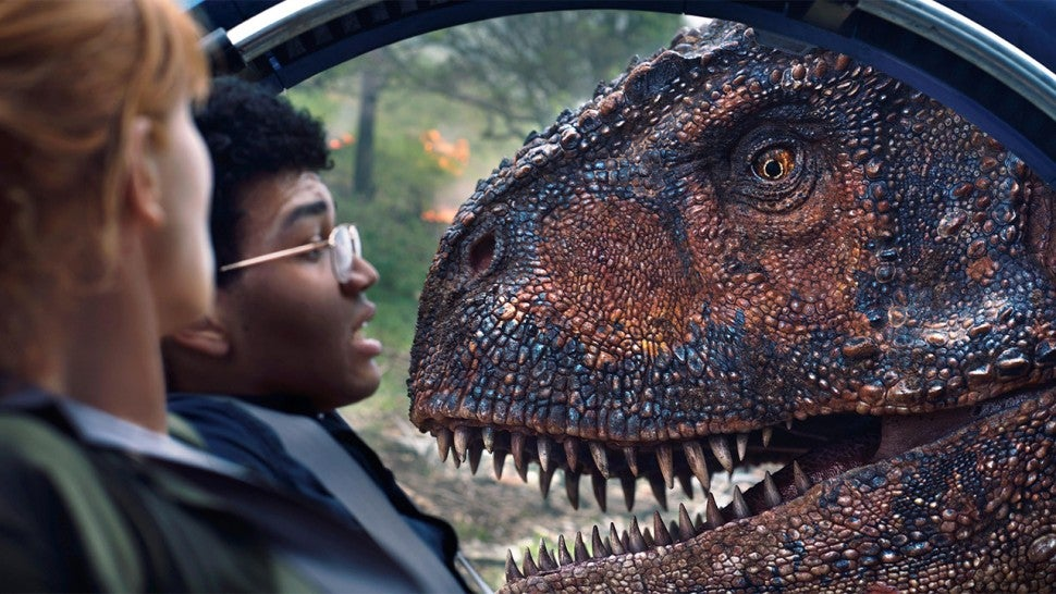 cae422add 'Jurassic World: Fallen Kingdom' Review: A Sequel That's Bigger, Louder,  With More Teeth