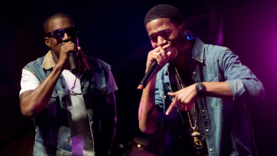 Kanye west and kid cudi debut joint album kids see ghosts at ranch kanye west kid cudi m4hsunfo