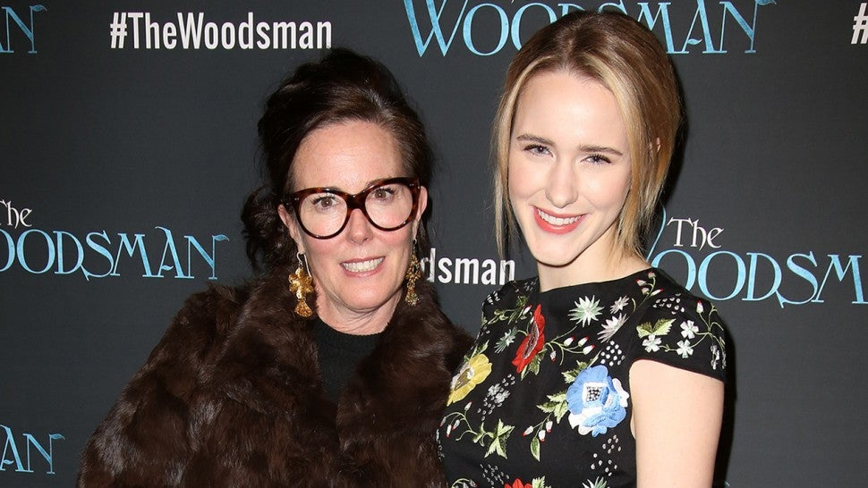 kate spade s niece rachel brosnahan pays tribute to grandfather who