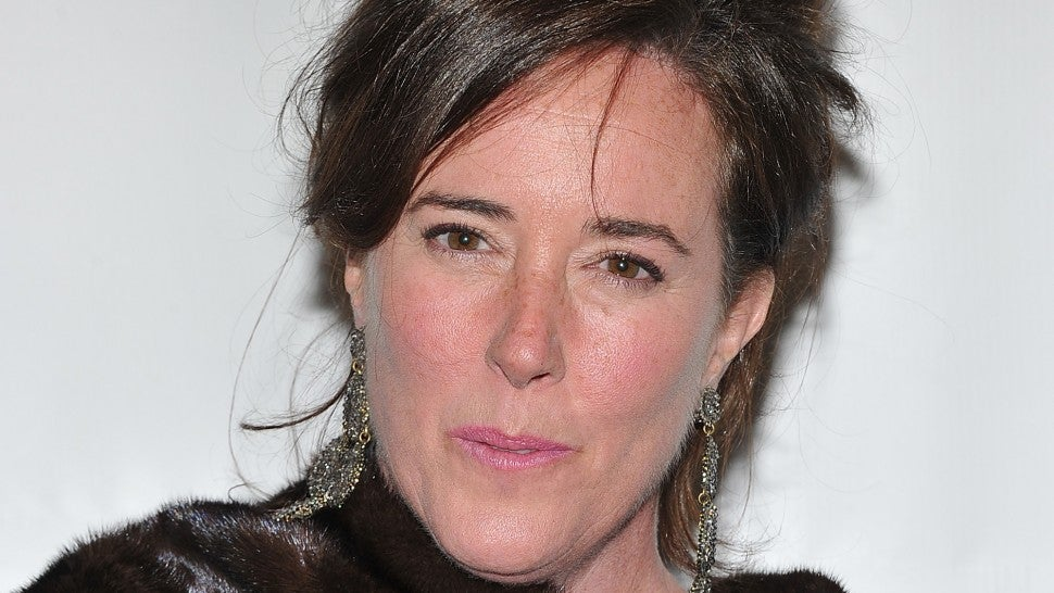 Kate Spade attends the Tribeca Ball 2011 at the New York Academy of Art on April 4, 2011 in New York City.