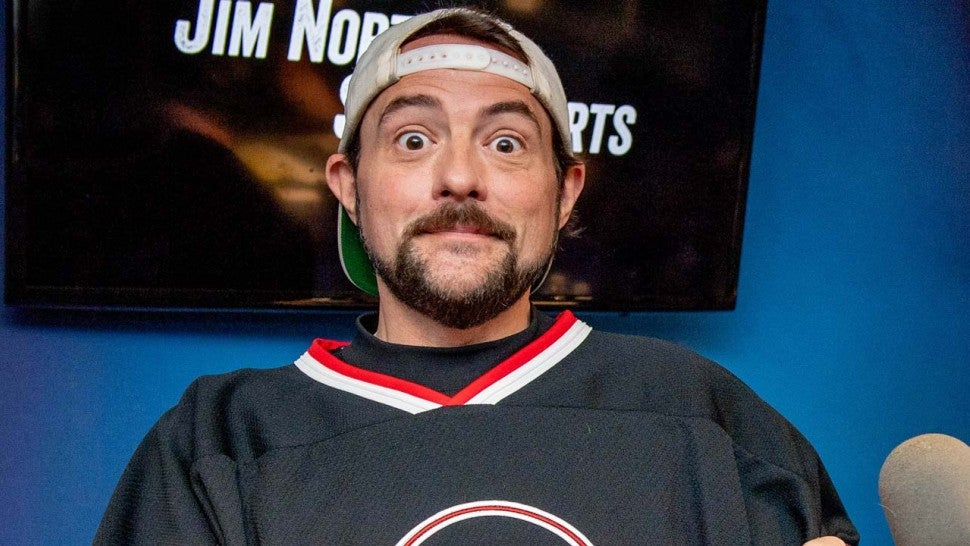 Kevin Smith Reveals Amazing 43-Lb. Weight Loss Less Than 4 Months After Massive Heart Attack